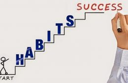 What are some successful postdoctoral habits?