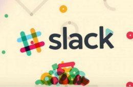 Slack an online community